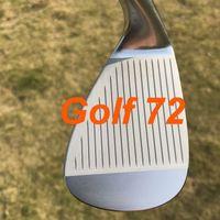 2021 Neue Golfwedges OEM-Qualität Alle Marke Wedges schwarz / silber / grau Farben 48 50 52 54 56 58 60 62 3pcs / lot Golfclubs