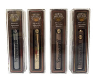 USB Şarj Ön ısıtma 510 Konu MAX Pil ile Brass Knuckles Onceden Vape Pil 650mAh 900mAh Değişken Voltaj Vape Kalemler Piller