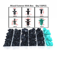 fastener clip HARBLL 150PCS Mixed Universal Car Door Panels ...