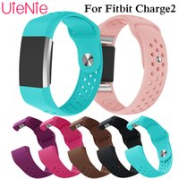 Silicone wristband For Fitbit Charge 2 frontier classic band...