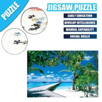 Jigsaw Puzzles 1000 Pieces Puzzle Game Paper Quality Assembl...