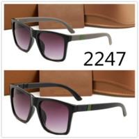 Yüksek Kalite Marka Güneş Gözlükleri Erkek Moda Kanıt Güneş Gözlüğü Tasarımcı Gözlük Mens Womens Için Güneş Gözlükleri Ile 2247 Ücrets ...