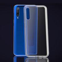 Pour Huawei P9 P8 II P10 Y6 Y5 Lite Maté 9 Y7 PRIME GR5 2017 Protection anti-choc transparent épaisseur 2 mm TPU Armure Phone Case Cover