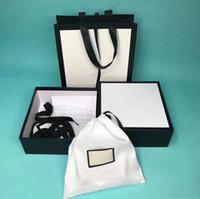 Match perfetto di alta qualità originale di alta qualità Brand box portatile sacchetto di carta sacchetto di polvere regalo di Natale sciarpa scatola accessorio all'ingrosso imballaggio scatola di imballaggio
