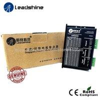 Genuine Leadshine DM856 1 Doppio azionamento digitale passo-passo DSP a 32 bit a 32 bit con tensione di ingresso 80 V CC max e corrente di uscita massima 5,6 A