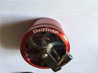 Sharpstone Grinder Metall Zicn Legierung Herb Grinder Tabak Sharp Steinmühlen 4 Schichten 50mm Kurbel Schleifer Rauchen