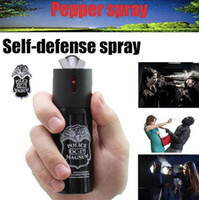 Pepper Spray Auto-défense Outils Camping en plein air Portable Chili Spray Mini Spray au poivre pour Lady Security Products