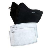 neuer Breathable PM 2.5 Filterpapier für Anti Haze Staub Gesichtsmaske Aktivkohlefilter Anti-Staub-Mund Cover Outdoor Arbeit Masken Unisex