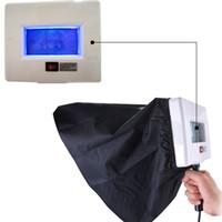 피부 자외선 분석기 램프 얼굴 피부 테스트 시험 돋보기 분석기 램프 탐지 뷰티 머신 보호 커버