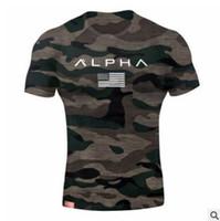 새로운 캐주얼 의류 체육관의 긴밀한 코튼 T 셔츠 남성 피트니스 T 셔츠 옴므 편지 T 셔츠 남성 피트니스 크로스 핏 여름 티셔츠 탑