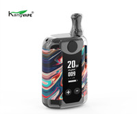 Original Kangvape TH420 V TH420V Box Kit 800mAh 20W Einstellbare Leistung in Watt Temperatur Vape Mod TH420V Box mit 0,5 ml Keramik Coil Cartridge