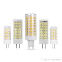G4G9LED AC220V110V 미니 Lampada LED 전구 G4G9 2835SMD3W5W7W9W 등 대체 할로겐 G4G9 스포트라이트 CRESTECH