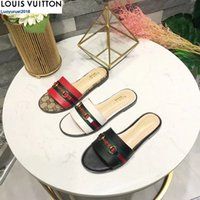 205302 classic flat bottom ladies slipper Casual Handmade Wa...