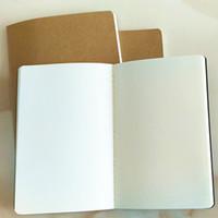 مفكرة كرافت ورقة فارغة المفكرة ريترو لينة الدفتر اليومية المذكرات كرافت ورقة الغلاف الكتابة على الجدران اليومية ورقة مجلة القرطاسية BH1766 CY