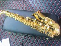 2020 جديد اليابان Yanagisawa W01 E شقة ألتو ساكسفون جودة عالية الآلات الموسيقية ياناجيساوا ألتو ساكس Professiona