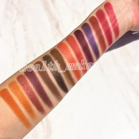 maquiagem beleza vitrificada 35 da sombra das cores popping paleta Nude fosco brilho colinas de sombras paleta marca de cosméticos frete grátis