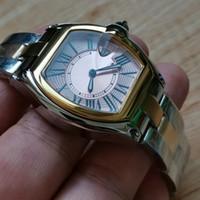 뜨거운 판매 클래식 여성 드레스 시계 쿼츠 손목 시계 매력 시계 고품질 스테인레스 스틸 시계 여성을위한 슈퍼 선물