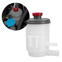 Freeshipping Car-Styling Power Steering Bomba de fluidos Botella de tanque de aceite para Honda Accord Acura 53701SDAA01