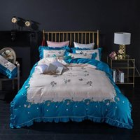 Pattern Bedding Sets Duvet Cover Set 2 3pcs Bed Set Twin Dou...