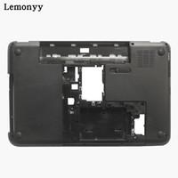 Laptop Dolno skrzynka pokrywa dla HP Pavilion G6-2000 G6Z-2000 G6-2100 G6-2348SG G6-2000SL 684164-001 TPN-Q110 TPN-Q107 Black Y19052501