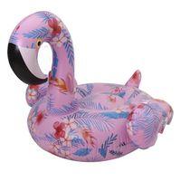 NOUVEL NOUVEAU PN Flamingo Matelas de dessin animé Flotte Floats Tubes Motif Floral Bague de bain Floating Piscine Piscine Plage Jouets Joli oiseau Animal Salon