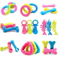 Puppy Pet Toys for Small Dogs Rubber Resistance To Bite Dog ...