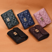 HOT Sale Lambskin Leather More Card Holders Classic unisex d...