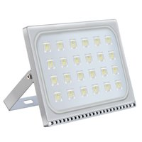 10W LED Floodlight SMD Utomhuslampa Kyla vita fasader, landskap, offentliga utrymmen, detaljhandelsljuslampa