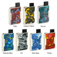 In Stock VOOPOO DRAG Nano Pod Kit 750mAh 1ml Pod Cartridge 1.8ohm Coil refillable cartridge e cigarette Portable Authentic