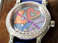 Top HAPPY DIAMONDS 278559 Love Ladies Watch Swiss 2892 автоматические механические женские часы перламутровый циферблат сапфировые женские бриллиантовые часы