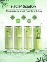 Commercio all'ingrosso microdermoabrasioni Rejuvenaiton Micro Dermabrasione Peeling Hydra Soluzione 4 bottiglie 500ml per bottiglia Cura della pelle Liquid Spa Salon Uso