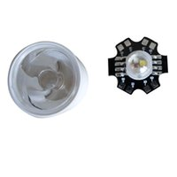 20~100X High quality 4W RGBW high power LED + 15 degree 21mm...