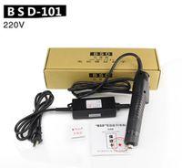BSD-101 / BSD-102 Электрический Batch Электрический Отвертка Ручной Прямой хвостовик Электрическая отвертка