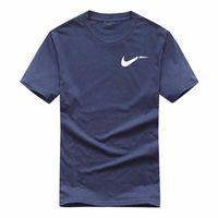T-shirt do desenhista de luxo 2021 Verão Running 100% Algodão Tee Mulheres Mulheres Mulheres Esportes Fitness Top Tamanho Europeu XS-2XL Camisa de Marca Casual Basquetebol