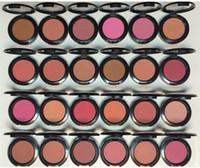 Hot Sheertone Blush 24 Cores Diferentes disponíveis Shimmer Powder Blushes Sem Espelhos Sem Escova 6g ePacket grátis