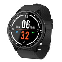Wearable P69 Sports Smart Watch IP68 Waterproof Heart Rate M...