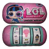 Cute Doll Under Wraps Series Eye Spy Capsule Giocattoli Sviluppare l'intelligenza Action Figure Toy Migliori regali per i bambini