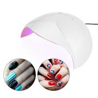 36W ногтей сушилка LED УФ-лампа micro USB ногтей свет
