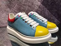 2019 Spring Collection Men Oversized Sneakers, Multicolor Ca...