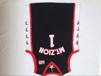 özel XXS-6XL Ucuz toptan Tracy McGrady 1. Lise Efsaneleri Mt. Zion Erkekler Basketbol Jersey S-2XL yüksek kalite