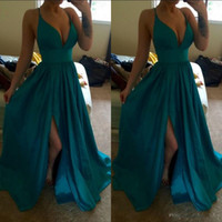 Prom Dresses Modest Evening Wear Formal Gowns Party Black Co...
