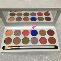 Top Quality The Royal Peach Palette 12 colori Eyeshadow Palette Bellezza Good Pigmented Eye Shadow Cosmetici caldi