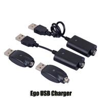 Ego USB Charger Cable Electronic Cigarette E Cig Wireless Chargers for Ego T C EVOD Vision Spinner 2 3 510 Thread Battery