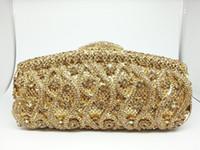 Dgrain Roter Kristall Box-Abend-Beutel-Frauen-Entwerfer-Diamant-Brauthandtasche Hochzeit Geldbörse weibliche Bankett-Partei-Beutel-Tageskupplungen Handtaschen