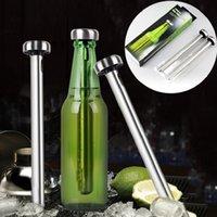 glace bâtons de refroidissement de la bière en acier inoxydable bière de refroidissement Lollipop accessoires pour outils bar refroidisseur de boissons Livraison gratuite