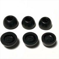 100sETs öronstips Örhuddar täcker anti-slipminne Skum EARTIPS Kompatibla för AirPods Pro.1Set = 2L + 2M + 2S
