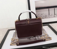 famous brands shoulder bags real leather handbags fashion cr...