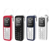 مصغرة GTstar L8STAR BM30 الهاتف بلوتوث اللاسلكية الأذن هوك سماعة SIM + بطاقة TF الهاتف المحمول شبكة GSM سماعة المسجل سماعة مع MP3