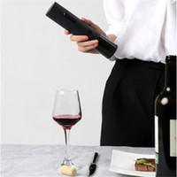 Original Xiaomi Youpin HuOhou Automático Vinho Vermelho Abridor de Garrafas Elétricas Cork Cutter Cork Ferramenta para casa inteligente 3007077C6 2021