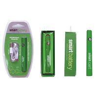 Whole Sale Smart Cart Vape Batterie 380mah prime biologique Préchauffez variable Tension bas avec chargeur USB SmartCART 510 huile épaisse e cig